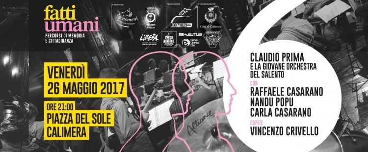#fatti umani a Calimera: Giovane Orchestra del Salento