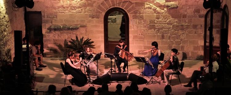 6 Ottobre: Claudio Prima & Progetto Se.Me. a Bitonto per il Festival Di voce in voce