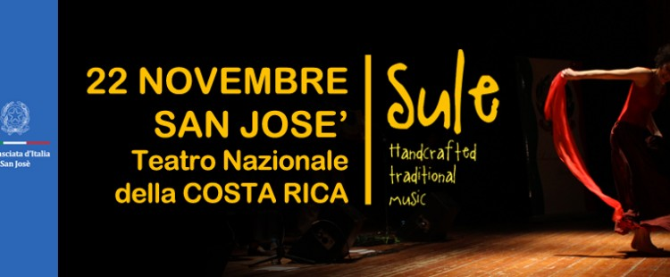 22 Novembre: Sule in Costa Rica