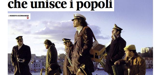 La BandAdriatica sul Corriere della Sera
