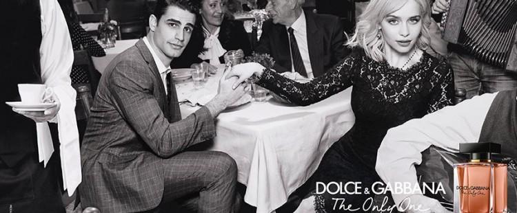 Claudio Prima compare nell'ultimo spot di Dolce & Gabbana