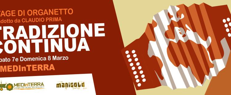 Stage di organetto @MEDinTERRA