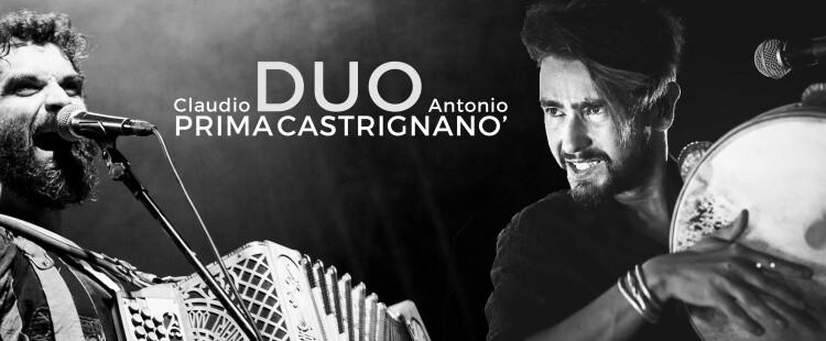 DUO – Claudio Prima e Antonio Castrignanò