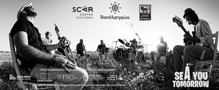 Sea you tomorrow: il 12 ottobre online il nuovo videolive della BandAdriatica
